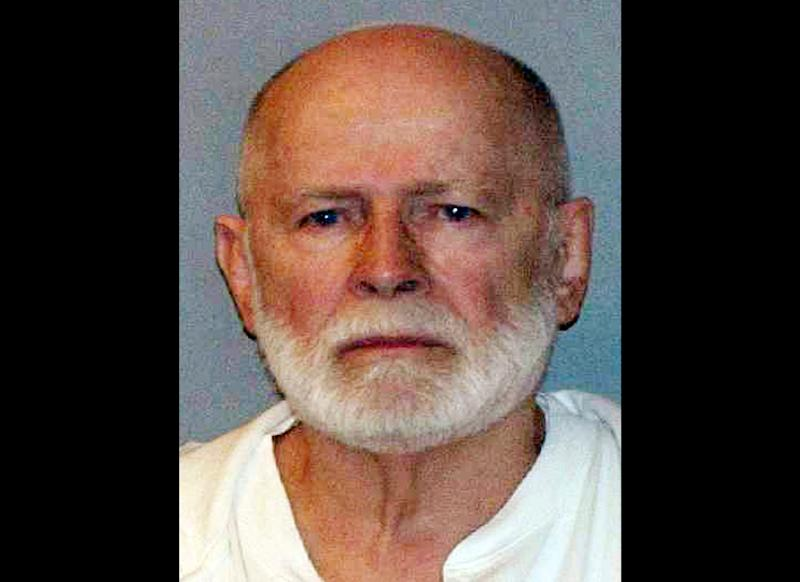 "FILE - This June 23, 2011 booking photo provided by the U.S. Marshals Service shows James ""Whitey"" Bulger, one of the FBI's Ten Most Wanted fugitives, captured in Santa Monica, Calif., after 16 years on the run. Opening arguments in Bulger's trial begin Wednesday, June 12, 2013 in federal court in Boston. (AP Photo/ U.S. Marshals Service, File)"