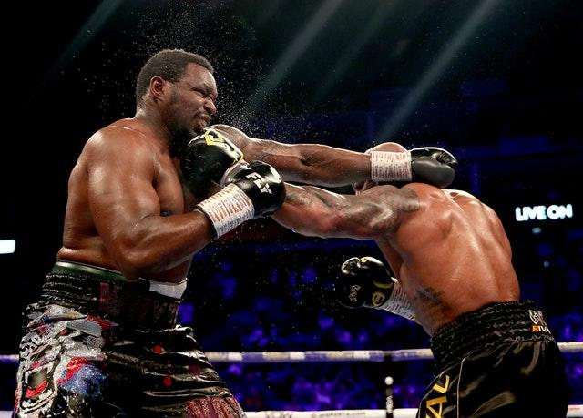 Eddie Hearn: Dillian Whyte and Oscar Rivas were cleared to fight