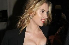 ScarJo filmed 'Marriage Story' while going through her own divorce
