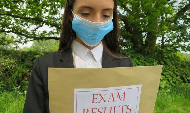 Coronavirus: Labour calls for 2021 exams delay - as pupils warned over 'malicious coughing' in class