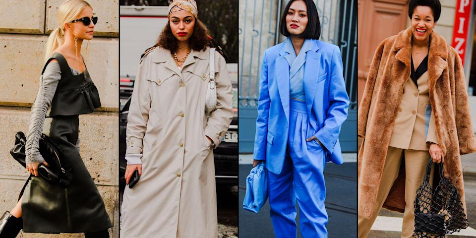 <p>Runway shows are ostensibly all about the clothes, but the accessories complete the look. Bags are a bread-and-butter category for many labels and far from an afterthought meant to simply complement the apparel.</p><p>Vuitton rises to the fall occasion with graphic '70s inspired prints, while Chanel is all about the well-placed gems and pearls. But it's not just about the big label It bags. Explore the trends that can be had from indie labels, or even resale—from something blue to anything vaguely croissant shaped. Shop 13 fall bags we can't wait to pack with hand sanitizer and just the right shade of red lipstick. </p>