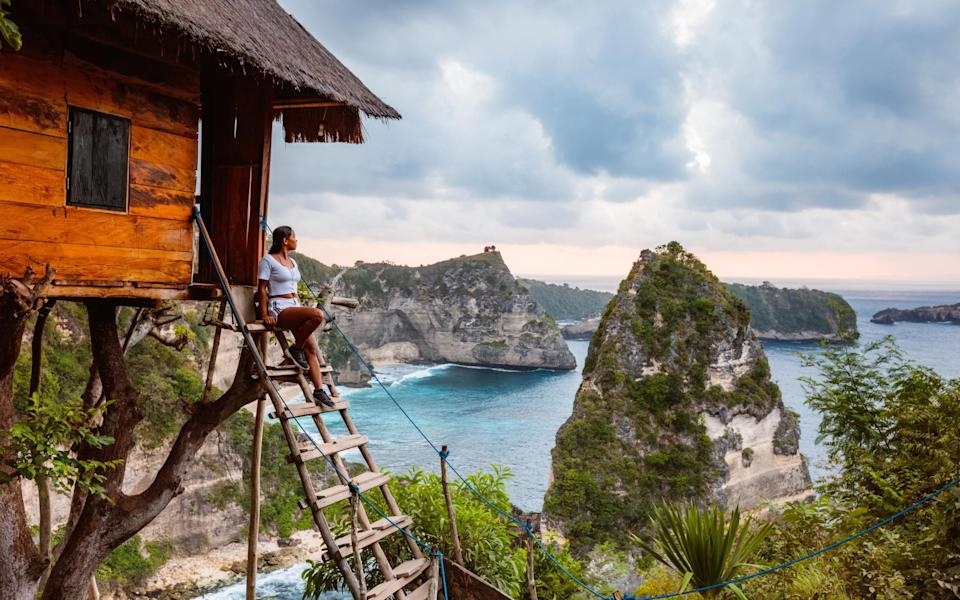 British holidaymakers will need to wait a bit longer before experiencing the joys of Bali - Getty