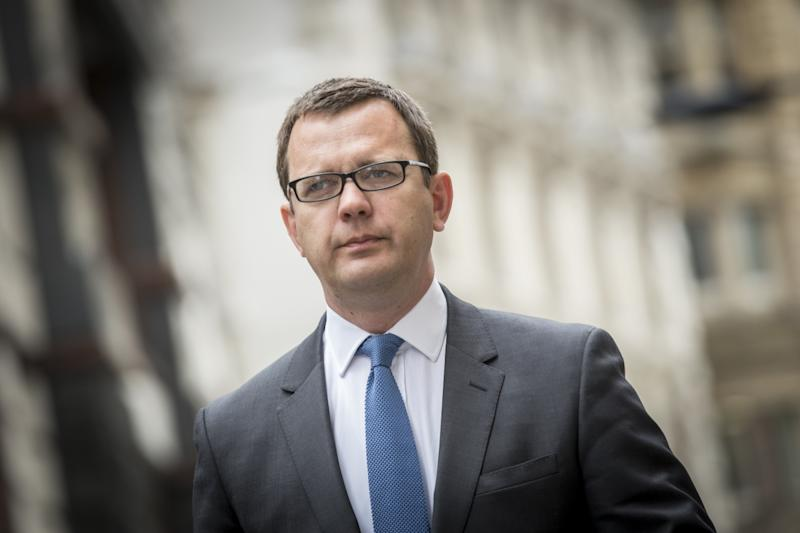 Andy Coulson Injured in New Prison Attack at Belmarsh and 'Must Consider Move to Paedophile Wing'