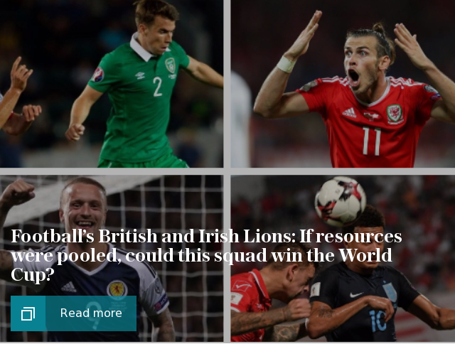 Football's British and Irish Lions