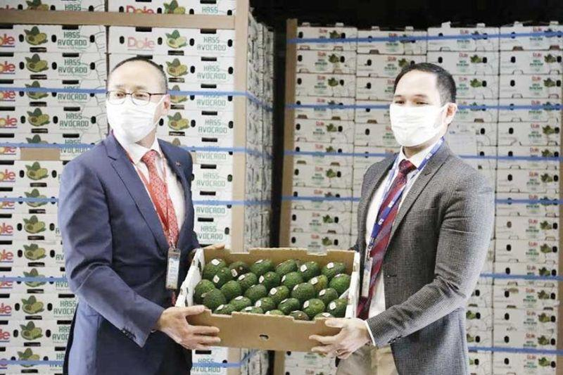 PH agri products enter new markets