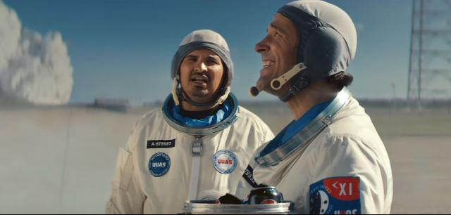 Paul Rudd and Michael Pena reunite in a new Pepsi MAX ad (Credit: Pepsi)