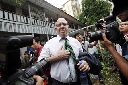 Myanmar Times founder jailed for 13 years on drugs charges