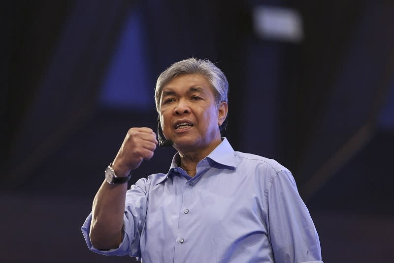 DPM: Malaysia to push for special UN meet on Palestine crisis