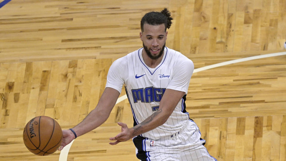 Orlando Magic guard Michael Carter-Williams (7)