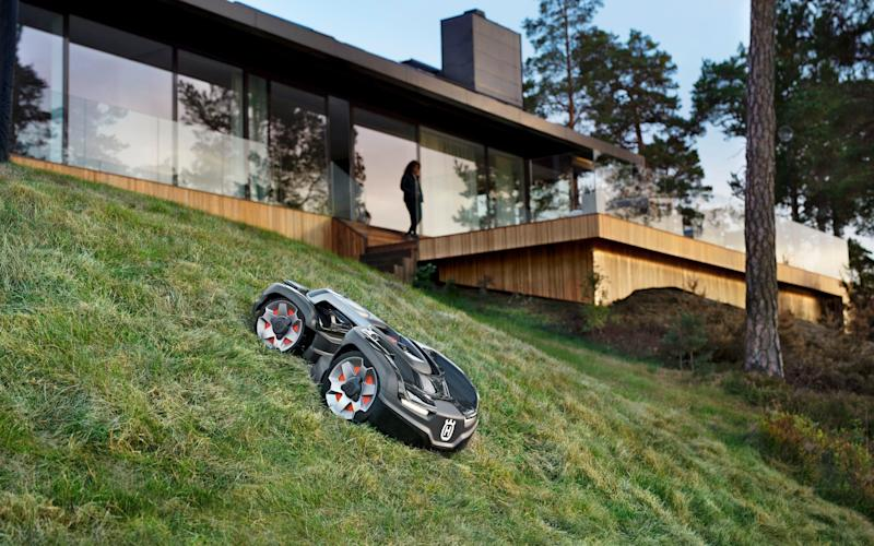 There's no business like mow business - Husqvarna