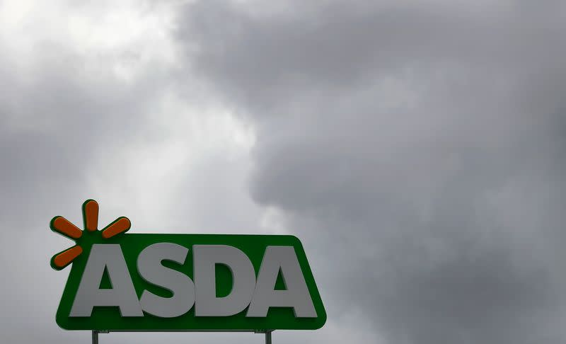 Asda's first-quarter sales boosted by coronavirus stocking-up