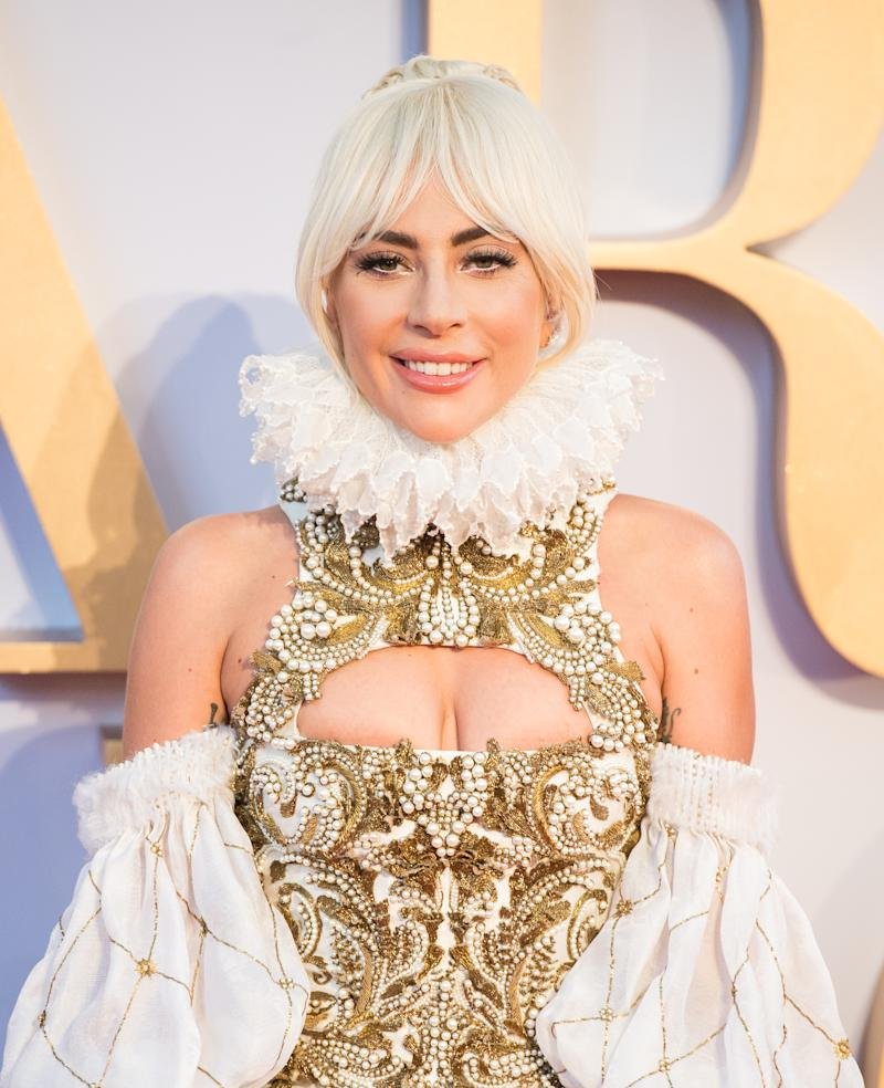 Watch Lady Gaga Flashes Her Post Op Vagina video