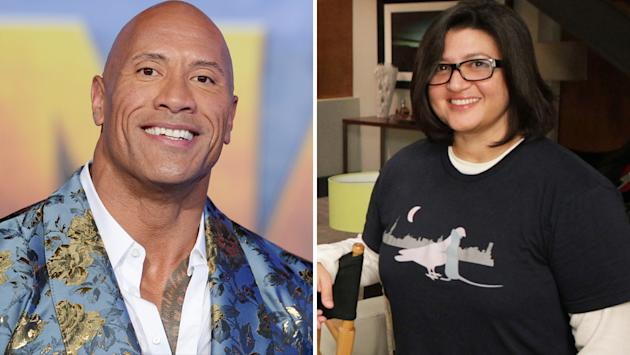 Dwayne Johnson to star in NBC comedy based on his life