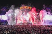 """<p>Run by famous party people The Warehouse Project, this year's event is just a few miles from Manchester's city centre and will be hosting the xx, Bonobo and Lorde among others this year from <a href=""""https://parklife.uk.com/"""" rel=""""nofollow noopener"""" target=""""_blank"""" data-ylk=""""slk:June 9 – 10"""" class=""""link rapid-noclick-resp"""">June 9 – 10</a>. <em>[Photo: Parklife]</em> </p>"""