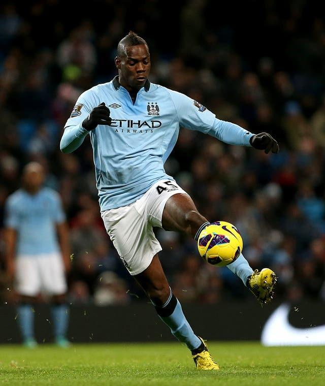 Mario Balotelli has not hit the heights since leaving City