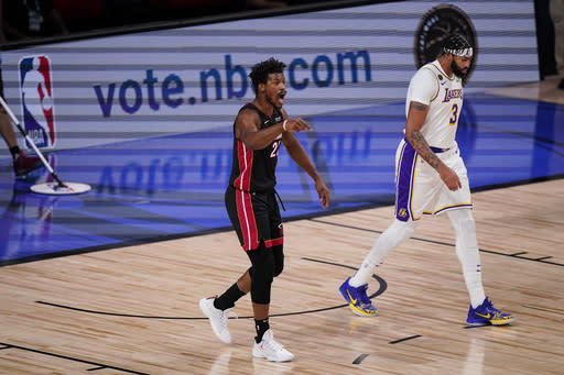 Disappointed Davis looks to bounce back for Lakers in Game 4