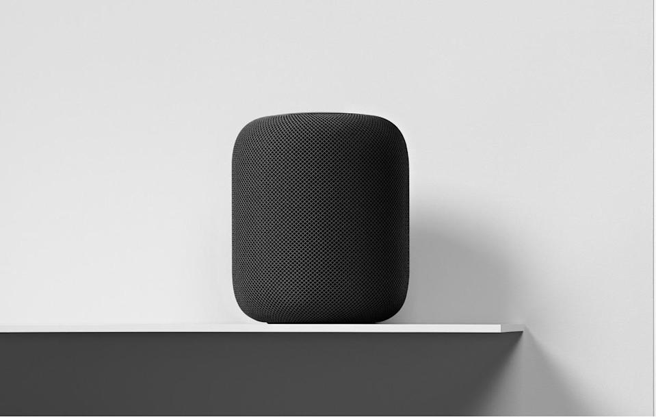Apple's HomePod is the newest smart speaker to hit the market.