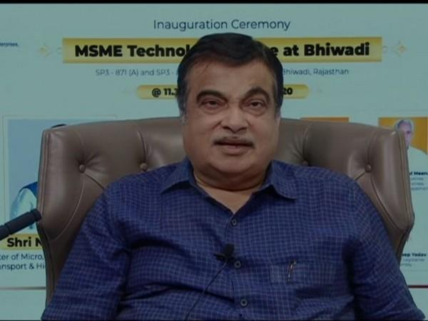 Union Minister for Road Transport and Highways Nitin Gadkari (File Photo/ANI)