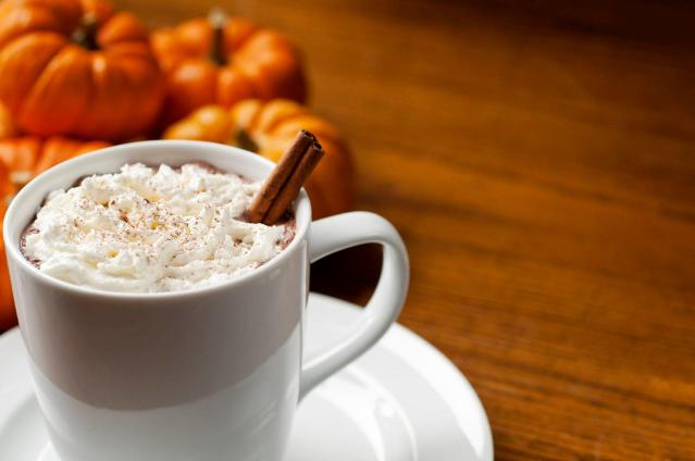 This pumpkin spice latte from the Lobby Bar at Pointe Hilton Tapatio Cliffs Resort will help get you in that October mood. (Facebook)