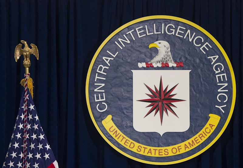 The CIA is reportedly investing the source of the leak: SAUL LOEB/AFP/Getty Images