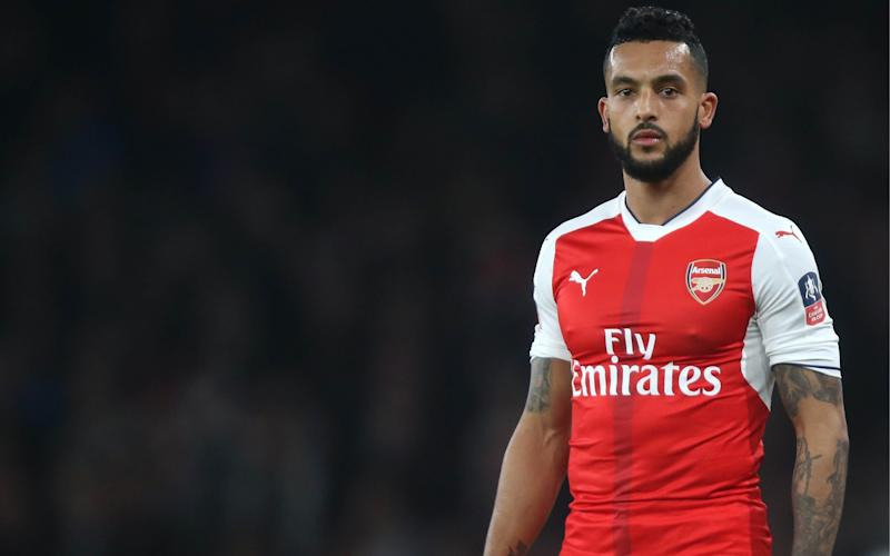 Theo Walcott on Arsenal criticism: 'Who are those people?'