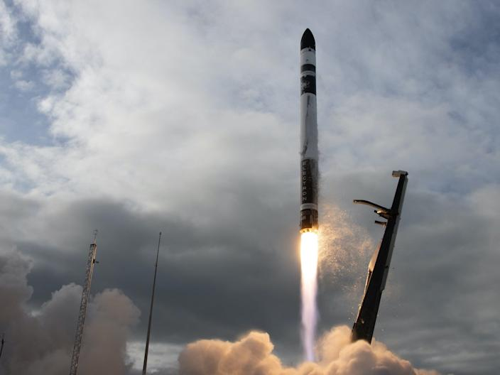 Rocket Lab's 13th mission lifted off on July 4, 2020, but the rocket failed to reach orbit after a single electrical connection failed.
