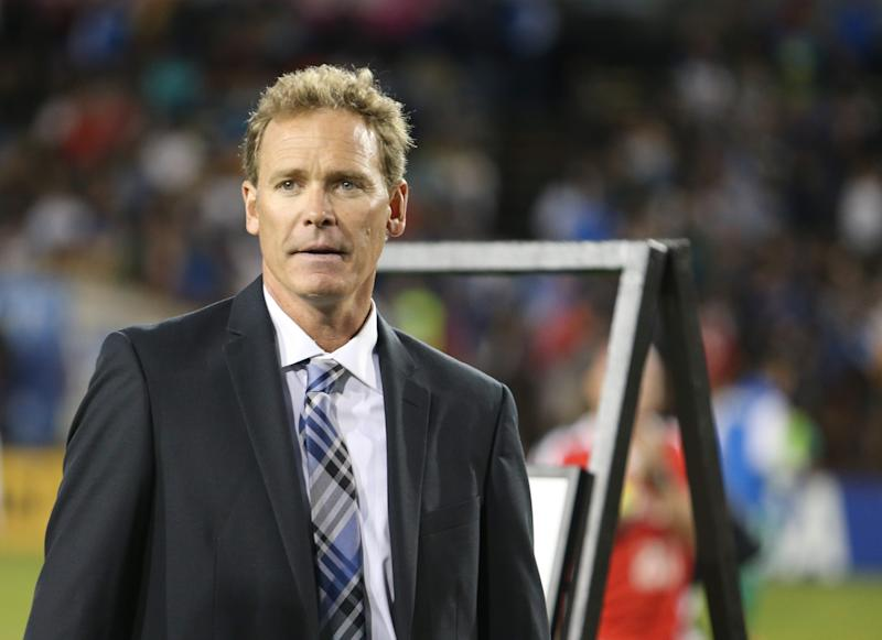 Earthquakes fire longtime general manager John Doyle