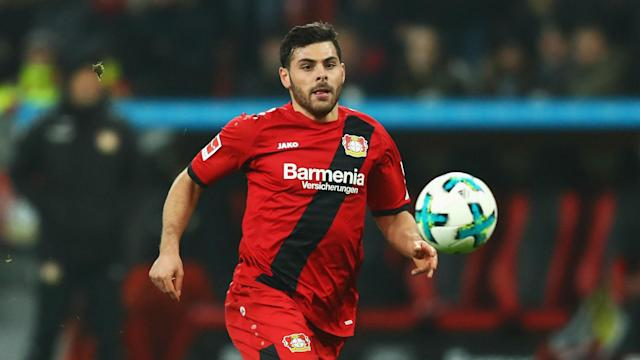 Kevin Volland hopes to force himself into Joachim Low's World Cup plans, but the Germany forward thinks his chances are slim.