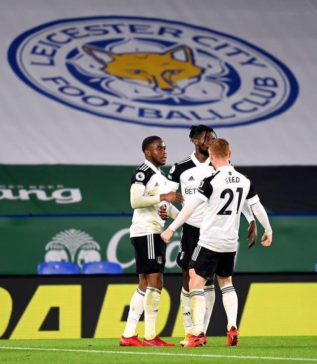 A formation change for Fulham helped secure a much-needed win at Leicester in November