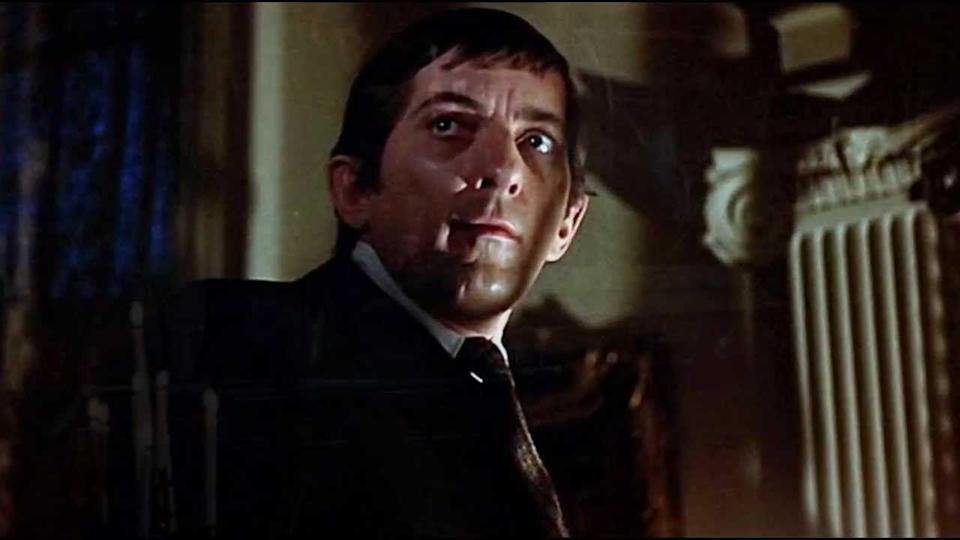 """<p><strong><em>House of Dark Shadows</em></strong></p><p>Based on the popular television show <em>Dark Shadows</em>, the film follows a vampire searching for a cure to his curse so he can marry a woman who resembles his long lost love.<br></p><p><a class=""""link rapid-noclick-resp"""" href=""""https://www.amazon.com/House-Dark-Shadows-Jonathan-Frid/dp/B0012DP6L2/?tag=syn-yahoo-20&ascsubtag=%5Bartid%7C10055.g.29120903%5Bsrc%7Cyahoo-us"""" rel=""""nofollow noopener"""" target=""""_blank"""" data-ylk=""""slk:WATCH NOW"""">WATCH NOW</a></p>"""