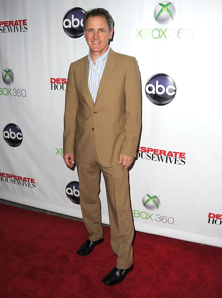 "Mark Moses attends the ""<a target=""_blank"" href=""http://tv.yahoo.com/desperate-housewives/show/36265"">Desperate Housewives</a>"" Series Finale Party at the W Hollywood on April 29, 2012 in Hollywood, California."