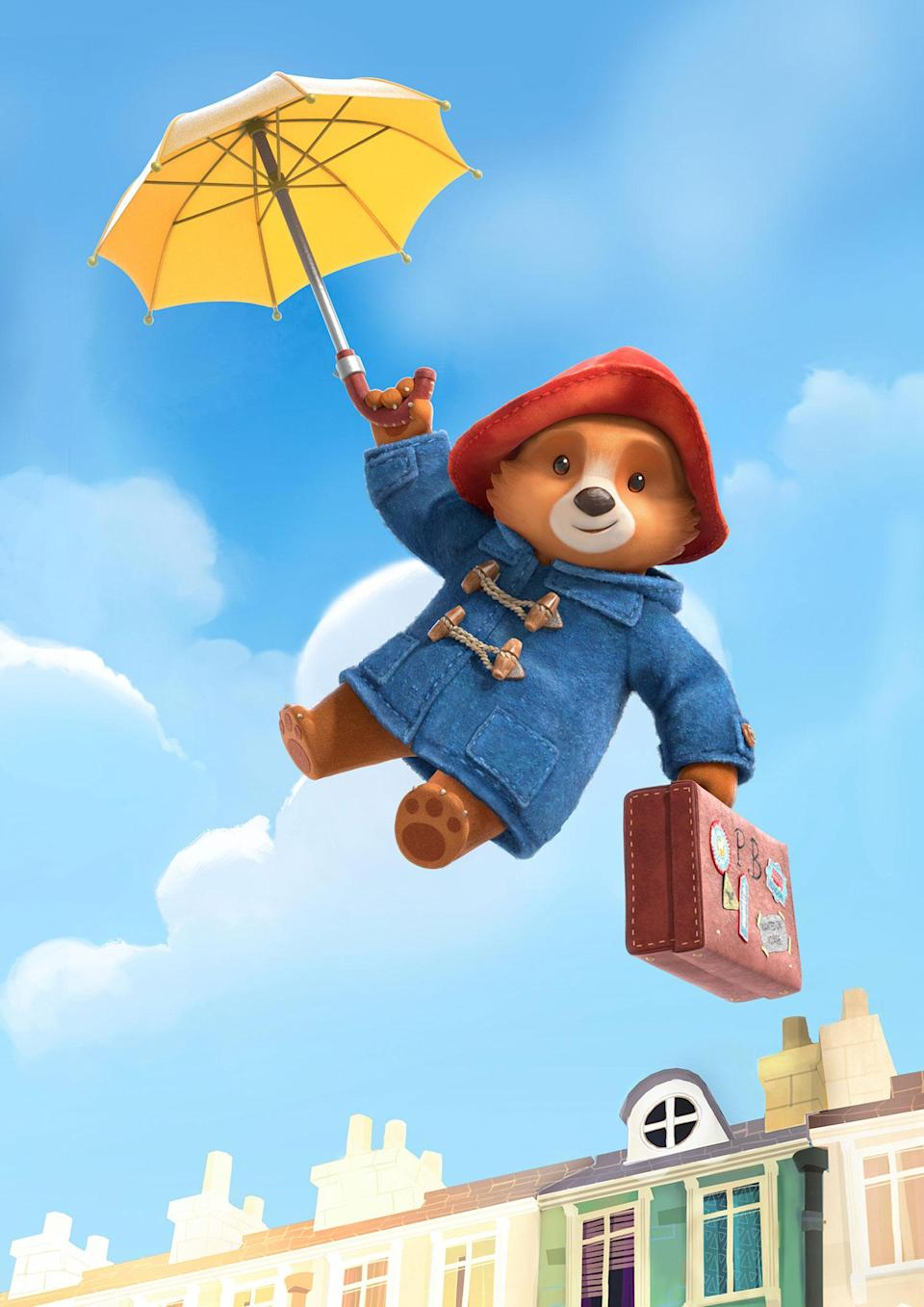 Here's the first look at the as-yet-untitled Paddington series coming to Nickelodeon. (Heyday Films/StudioCana/Blue Zoo)