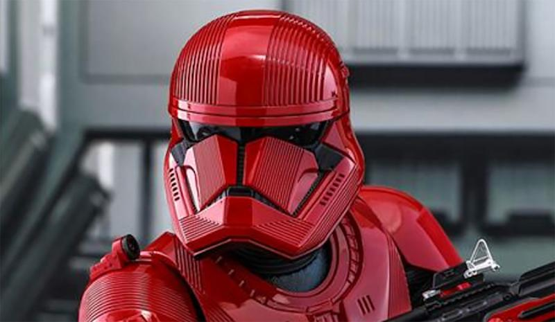 Lucasfilm have revealed these menacing new Stormtroopers (Hot Toys/StarWars.com)