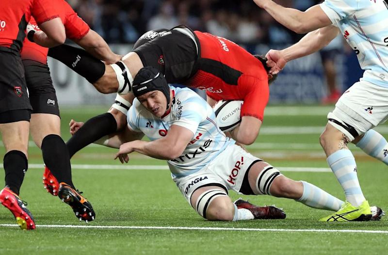Racing 92 : Le Roux suspendu 7 semaines - Fil Info - Top 14 - Rugby