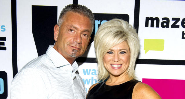 <em>Long Island Medium </em>stars <em> </em>Larry and Theresa Caputo are divorcing after 28 years of marriage. (Photo: Getty Images)