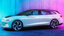 <p><strong>Senior Editor Alex Kierstein:</strong> One point docked for a dumb name, but otherwise this looks like a preview of the beloved Golf Sportwagen's electric future. Few brands have more remaining devotion to the long roof than VW (Subaru being a notable exception). VW would be smart to sell this bodystyle here as a stylish and slinky counterpart to the inevitable parade of MEB-based crossovers. It might be the best-looking ID concept yet, too.</p> <p><strong>Consumer Editor Jeremy Korzeniewski:</strong> The ID I'm really excited about is the Buzz. Still, this is a sweet shape, and it's awesome to see that VeeDub isn't abandoning the wagon in America.</p> <p><strong>Contributing Editor Joe Lorio:</strong> Will there be station wagons in the future? Hell, yes! comes the emphatic answer from Volkswagen. We're told this sleek, handsome concept will reach production in 2022. Of course, it's an EV—all L.A. auto show concepts must be—but I'm digging the fact that the motor is rear-mounted. Its 275 horsepower strikes me as adequate, although VW says one can spec a second, front-mounted motor for a total of 355 ponies and all-wheel drive. Only the dopey name keeps me from giving the VW the maximum allowable points.</p>