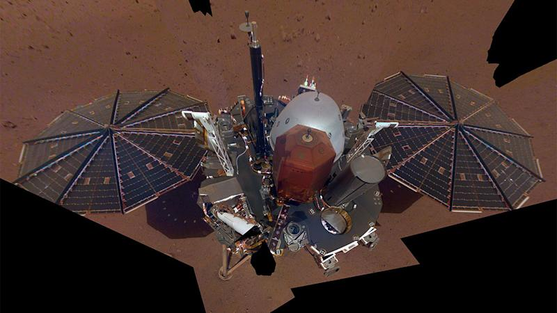'Dusty' Mars Lander InSight Could Help NASA Learn More About Planet's Weather