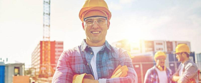 Construction jobs are great for people who love hard work.
