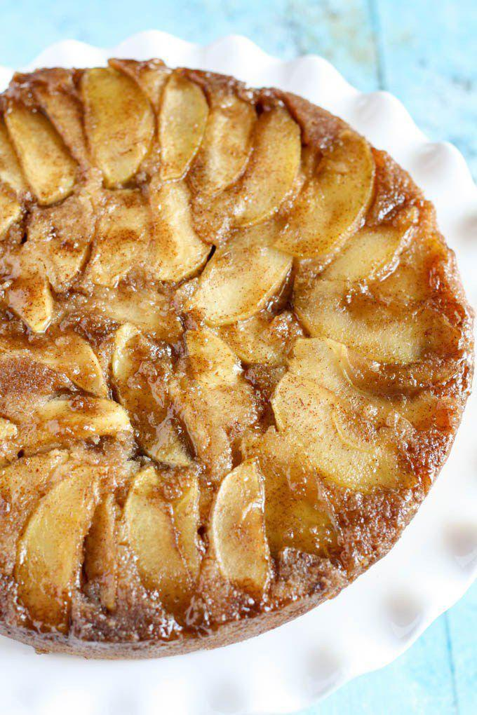 """<p>It's the caramel apple you will not break your teeth on.</p><p>Get the recipe from <a href=""""http://www.livewellbakeoften.com/2015/09/03/caramel-apple-upside-down-cake/"""" rel=""""nofollow noopener"""" target=""""_blank"""" data-ylk=""""slk:Live Well Bake Often"""" class=""""link rapid-noclick-resp"""">Live Well Bake Often</a>.</p>"""