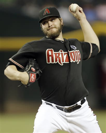D-backs rally for 5-3 win over Brewers