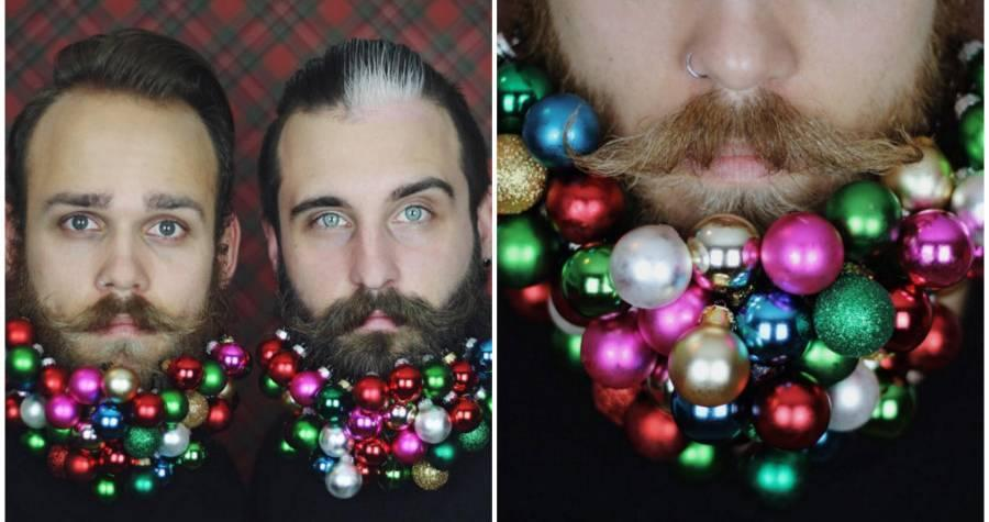 Here's How to Style Your Beard for the Holidays, According to the Gay Beards