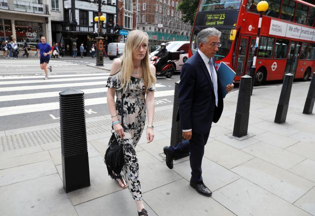 <p>Parents, UK hospital clash over taking baby Charlie Gard home to die</p>