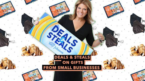 PHOTO: Deals & Steals on Gifts from Small Businesses  (ABC News)