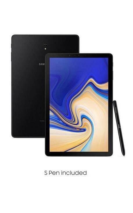 Samsung Galaxy Tab S4 10.5-inch Tablet - Credit: very.co.uk