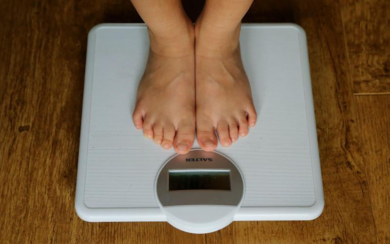 One in ten Britons between the ages of five and 19 is now obese - PA