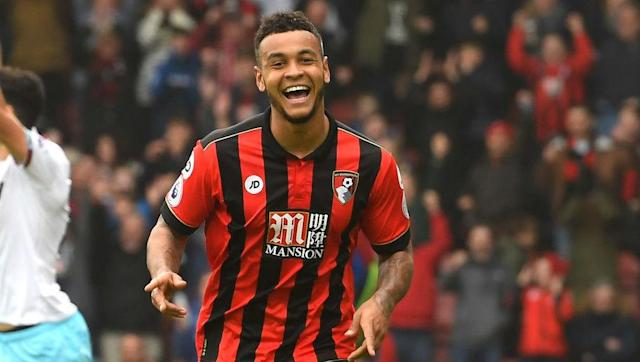 <p><strong>Team Goals:</strong> 40</p> <p><strong>King's Goals:</strong> 11</p> <br><p>Joshua King has enjoyed a quietly prolific season for Bournemouth, by far the best of his career - in fact. Prior to 2016/17, his best league goal haul was six, which he's nearly doubled with more than 10 games left to play. The Cherries have had goals from elsewhere, too.</p>