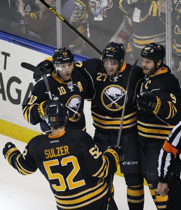 Sabres brace for a shakeup as trade deadline nears