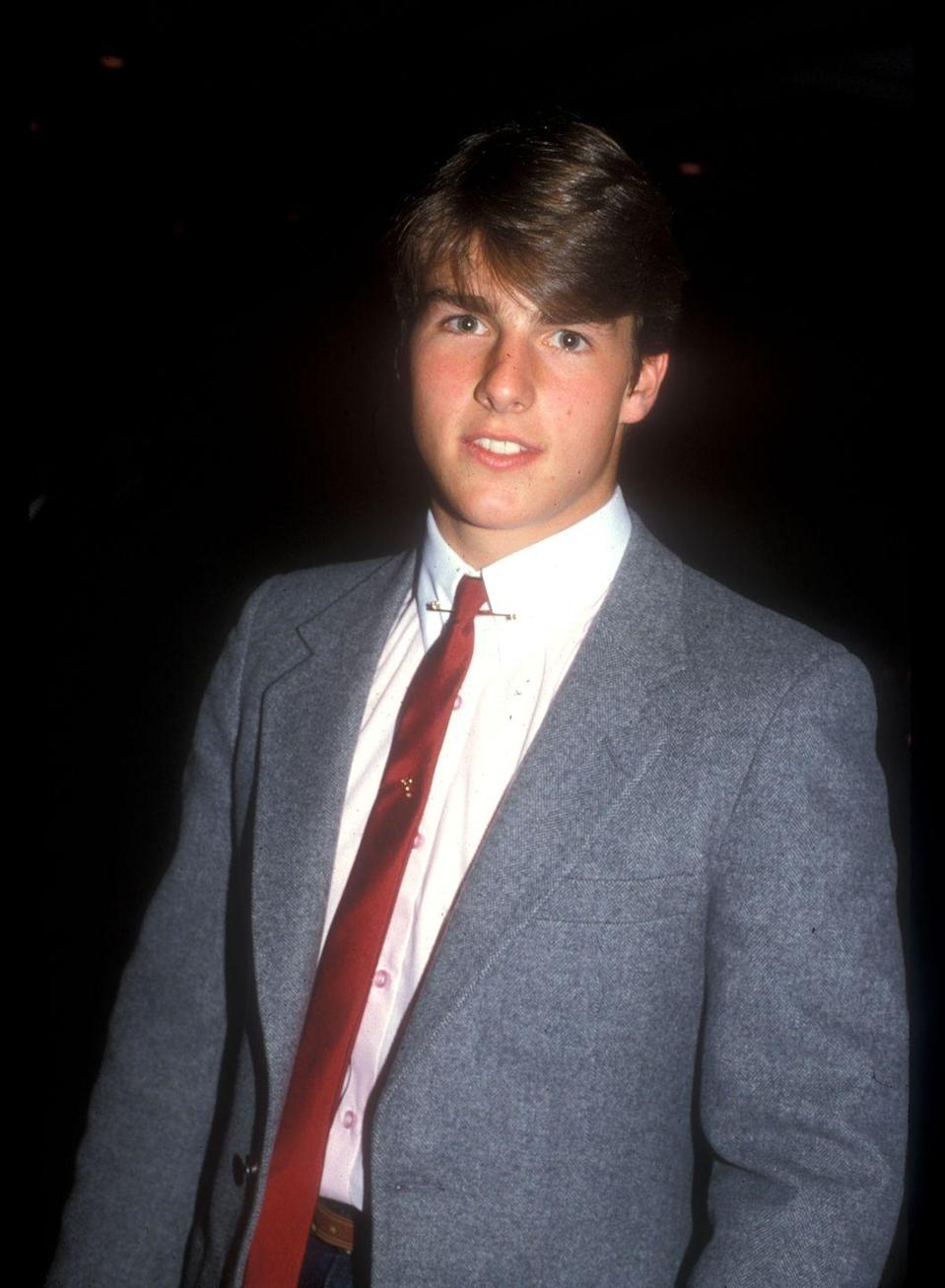 """<p>Tom Cruise's breakout role was a minor role in the romantic drama <em>Endless Love</em> in 1981. From there, things only skyrocketed for him. He made waves in <em>Risky Business </em>in 1983 and again as Lt. Pete """"Maverick"""" Mitchell in <em>Top Gun </em>in 1986. </p>"""