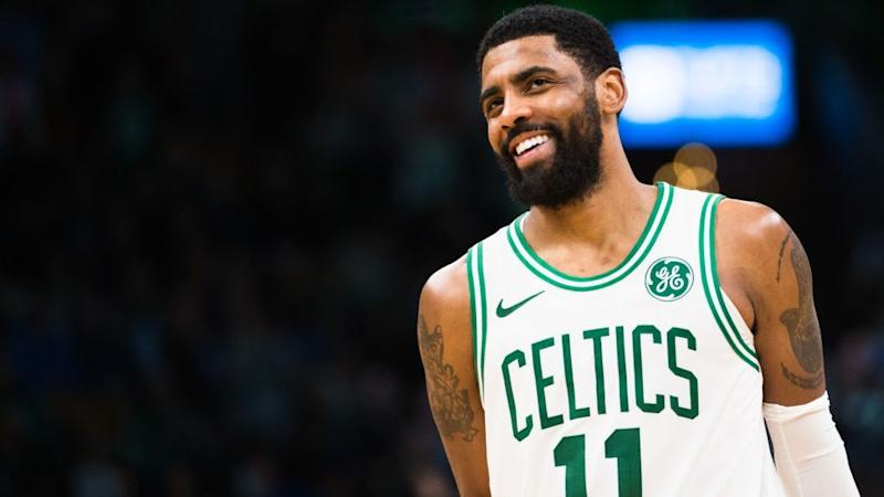 Kyrie splits with agent, eyes Roc Nation
