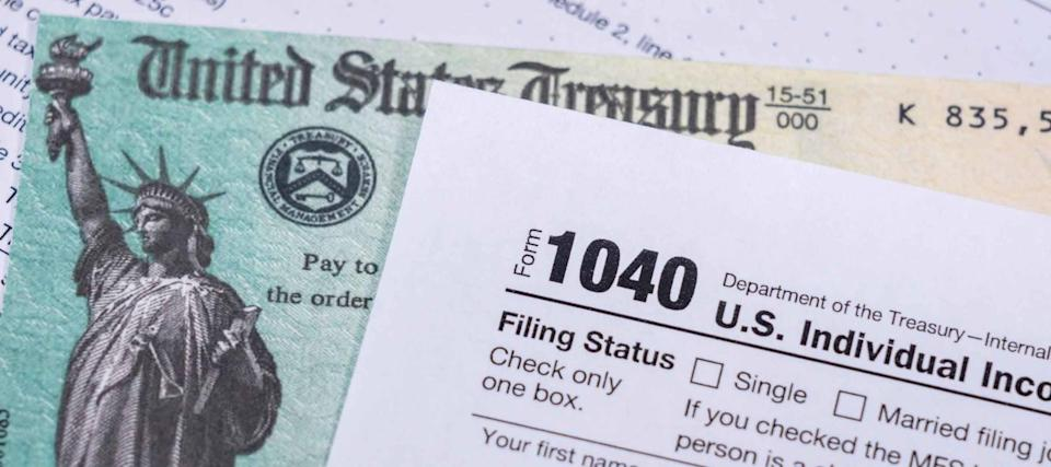 How you can lose your $1,400 stimulus check by filing taxes early